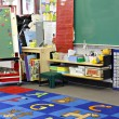 Kindergarten classroom — Stock Photo #11105548