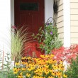 Welcome front door — ストック写真 #11105903
