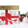 Christmas present — Stock Photo #11105957