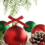 Boże Narodzenie sceny — Zdjęcie stockowe