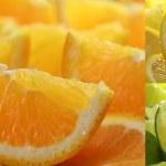 Citrus fruit collection — Stock Photo #11106181