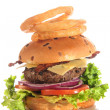 Cheeseburger - Foto Stock