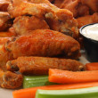 Chicken wings — Stock Photo #11106362