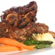 Beef ribs - Stock Photo