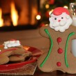 Christmas cookies — Stock Photo #11106500