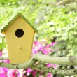 Birdhouse — Stock Photo #11106548