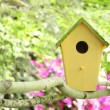 Birdhouse — Foto Stock #11106549