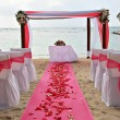 Beach wedding — Stock Photo #11106766