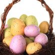 Easter basket — Stock Photo #11106841