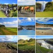 Beautiful Iceland - Stock Photo
