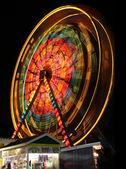 колесо обозрения — Стоковое фото