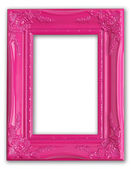 Pink frame — Stock Photo