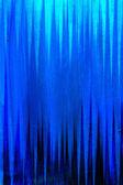 Blue canvas — Stock Photo