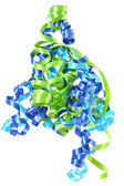 Pretty ribbons — Stock Photo