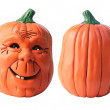 Stock Photo: Happy pumpkin