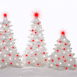 Christmas trees - Stock Photo