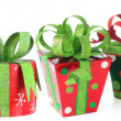 Christmas presents — Stock Photo #11285353
