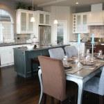 New kitchen — Stock Photo