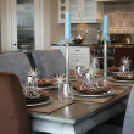 jídelní stůl — Stock fotografie