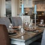 table à dîner — Photo