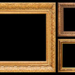 Antique frames — Stock Photo #11285924
