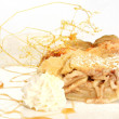 Apple pie - Foto Stock