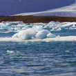 Stock Photo: Jokulsarlon Glacier