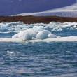 jokulsarlon 冰川 — 图库照片