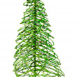 Christmas tree — Stock Photo #11287077