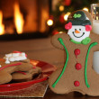 Christmas cookies — Stock Photo #11287101