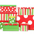 Christmas gifts — Stock Photo #11287130
