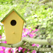Birdhouse — Foto Stock #11287180