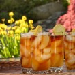 Stock Photo: Icetea