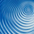 water ripple — Stock Photo