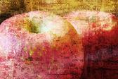 Ilustracja jabłka — Zdjęcie stockowe