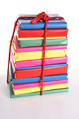 Wrapped books — Foto de Stock