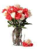 Sweetheart roses — Stock Photo