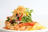 Thai prawn salad, — Stock Photo