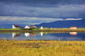 Iceland landscape. — Stock Photo