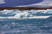Jokulsarlon Glacier — Stock Photo