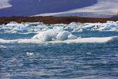 Jokulsarlon Glacier — Stock Photo