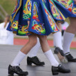 Irish dancing legs - Photo
