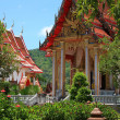 Wat Chalong - Stock Photo
