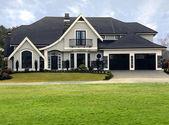 Nowy dom — Zdjęcie stockowe