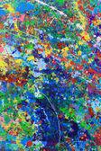 Paint splatter — Stock Photo