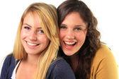 Vriendschap — Stockfoto