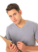 Handy man — Stock Photo