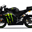 HONDA CBR1000RR - MONSTER ENERGY - Stockfoto