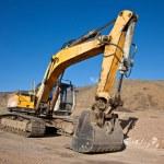 Excavator — Stock Photo #10968562