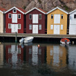 Scandinavian coast - Stock Photo